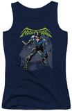 Juniors Tank Top: Batman - Nightwing Tank Top