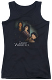 Juniors Tank Top: Ghost Whisperer - Diagonal Cast Tank Top