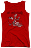 Juniors Tank Top: Ed Edd N Eddy - Gang Tank Top