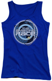 Juniors Tank Top: Amazing Race - Around The Globe Tank Top