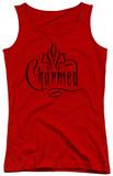 Juniors Tank Top: Charmed - Charmed Logo Tank Top