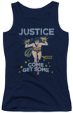 Juniors Tank Top: Wonder Woman - Get Some Tank Top