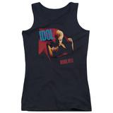 Juniors Tank Top: Billy Idol - Rebel Yell Tank Top