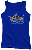Juniors Tank Top: Voltron - Logo Tank Top
