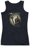 Juniors Tank Top: Injustice Gods Among Us - Battle Of The Gods Tank Top