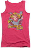 Juniors Tank Top: Superwoman - Positively Rad Tank Top