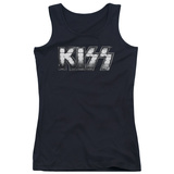 Juniors Tank Top: Kiss - Heavy Metal Tank Top