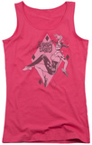 Juniors Tank Top: DC Comics - Harley Quinn Tank Top