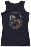 Juniors Tank Top: Labyrinth - Globes Tank Top