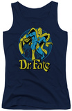 Juniors Tank Top: DC Comics - Dr Fate Ankh Tank Top