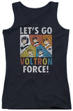 Juniors Tank Top: Voltron - Force Tank Top