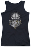 Juniors Tank Top: Garfield - Lasagna For Life Tank Top