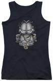 Juniors Tank Top: Garfield - Lasagna For Life Tank Top