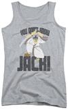 Juniors Tank Top: Samurai Jack - Don't Know Jack Tank Top