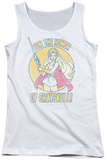 Juniors Tank Top: She Ra - Honor Of Grayskull Womens Tank Tops