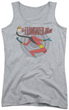 Juniors Tank Top: DC Comics - Elongated Man Tank Top