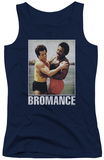 Juniors Tank Top: Rocky - Bromance Womens Tank Tops