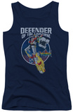 Juniors Tank Top: Voltron - Defender Tank Top