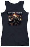 Juniors Tank Top: Infinite Crisis - Batmen Tank Top