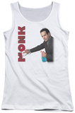 Juniors Tank Top: Monk - Clean Up Tank Top
