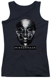 Juniors Tank Top: Mirrormask - Mask Tank Top