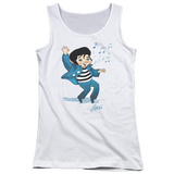 Juniors Tank Top: Elvis - Lil Jailbird Tank Top