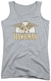 Juniors Tank Top: Hawkman - Fly By Tank Top
