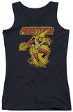 Juniors Tank Top: DC Comics - Firestorm Tank Top