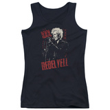 Juniors Tank Top: Billy Idol - Brick Wall Womens Tank Tops