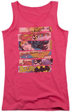 Juniors Tank Top: DC Comics - Three Of A Kind Womens Tank Tops