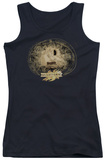Juniors Tank Top: Mirrormask - Sketch Tank Top