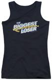 Juniors Tank Top: Biggest Loser - New Logo Tank Top