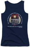 Juniors Tank Top: Beverly Hills Cop - Nicest Police Car Tank Top