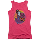 Juniors Tank Top: Bettie Page - Retro Pop Tank Top