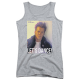 Juniors Tank Top: Footloose - Lets Dance Tank Top