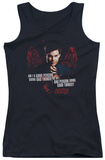 Juniors Tank Top: Dexter - Good Bad Tank Top