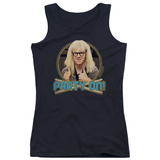 Juniors Tank Top: Saturday Night Live - Party On Garth Tank Top