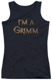 Juniors Tank Top: Grimm - I'm A Grimm Womens Tank Tops