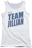 Juniors Tank Top: Biggest Loser - Team Jillian Tank Top
