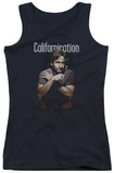 Juniors Tank Top: Californication - Smoking Womens Tank Tops