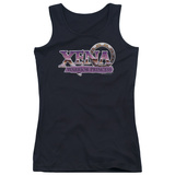 Juniors Tank Top: Xena - Logo Tank Top