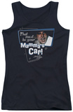 Juniors Tank Top: American Grafitti - Mamma's Car Tank Top