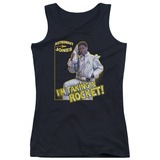 Juniors Tank Top: Saturday Night Live - Astronaut Jones Tank Top