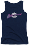 Juniors Tank Top: Galaxy Quest - Logo Tank Top