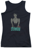 Juniors Tank Top: Bettie Page - Hello Tank Top