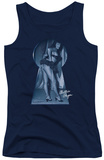 Juniors Tank Top: Bettie Page - I See You Tank Top