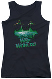 Juniors Tank Top: War Worlds - Global Attack Tank Top