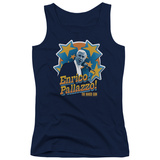 Juniors Tank Top: Naked Gun - It's Enrico Pallazzo Tank Top