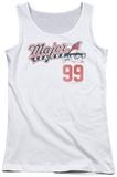 Juniors Tank Top: Major League - 99 Tank Top