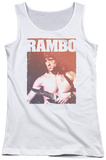 Juniors Tank Top: Rambo III - Creep Tank Top